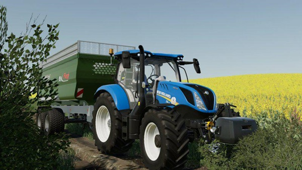 Photo of FS19 – New Holland T6 Serisi V1.0
