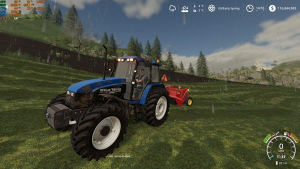 Photo of FS19 – New Holland TS Serisi V1.0