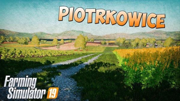 Photo of FS19 – Piotrkowice Çiftlik Haritası V1.0