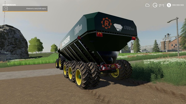 Photo of FS19 – Richiger 1700BSH Vagon V1.0