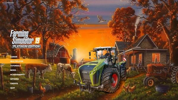 Photo of FS19 – Sonbahar Çiftliği Arka Plan Görünümü