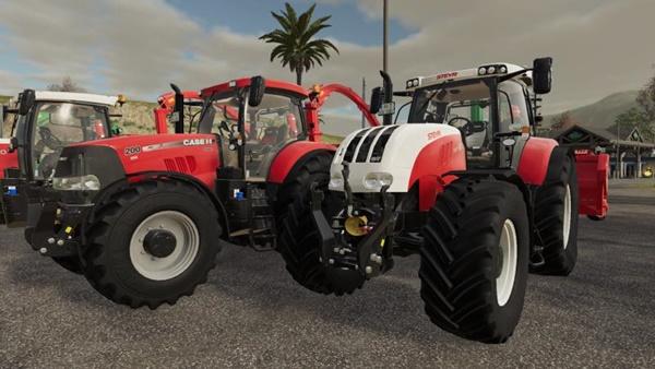 Photo of FS19 – Steyr CVT Traktör V1.0