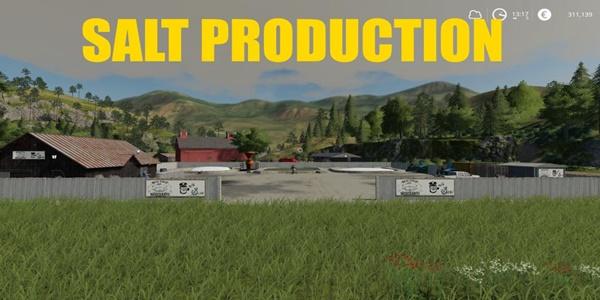 Photo of FS19 – Yerleştirilebilir Tuz Üretimi