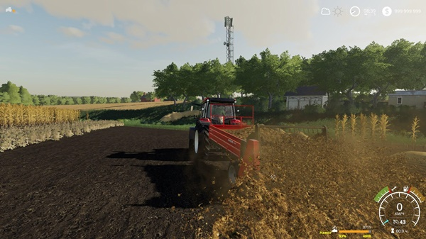 Photo of FS19 – Ursus N-228 Gübre Römorku V1.0