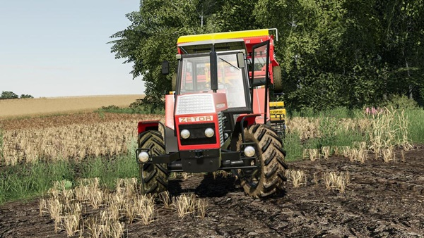 Photo of FS19 – Zetor 12045-12145 Traktör V1.0