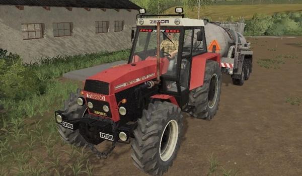 Photo of FS19 – Zetor 16145 Traktör V1.0