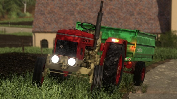 Photo of FS19 – Zetor 4911 Traktör V1.0