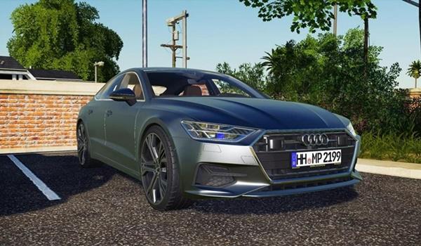 Photo of FS19 – Audi A7 Araba Modu
