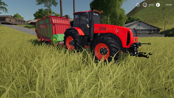 Photo of FS19 – Belarus 3522 Traktör V1.0