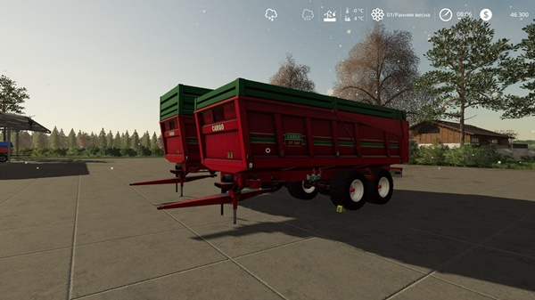 Photo of FS19 – Benne Promodis Kargo V1.0