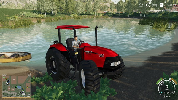 Photo of FS19 – Case Farmal 80 Traktör V1.0