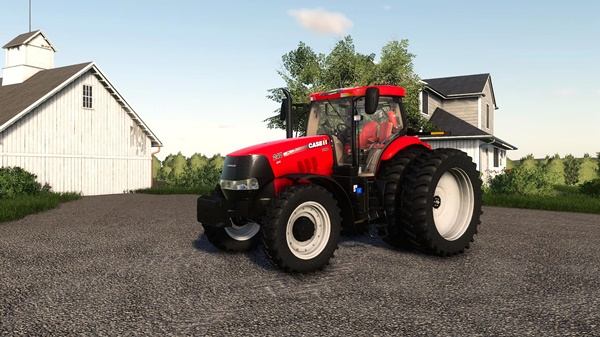 Photo of FS19 – Case Ih Puma 2010 Traktör
