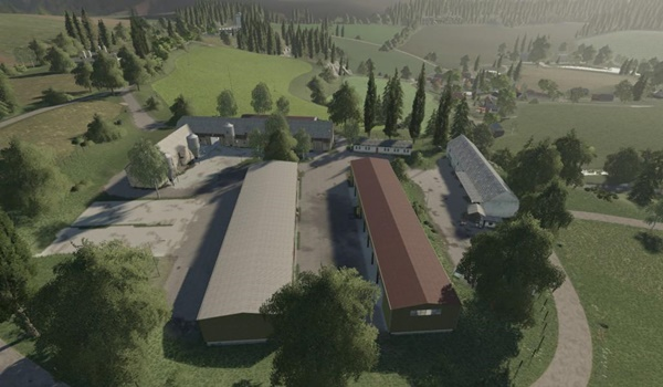 Photo of FS19 – Ceske Udoli Çiftlik Haritası
