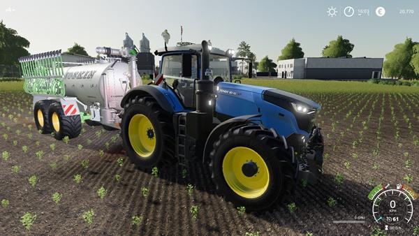 Photo of FS19 – Fendt 1050 Modifiyeli Traktör V1.0