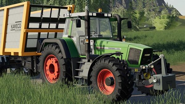 Photo of FS19 – Fendt 900 Favorit Vario Traktör V1.0