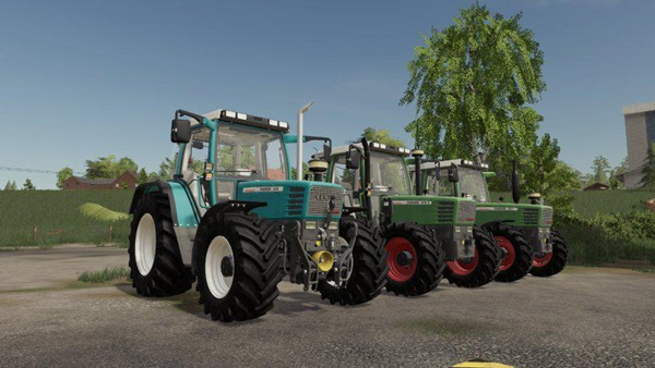 Photo of FS19 – Fendt Farmer 300 Paketi