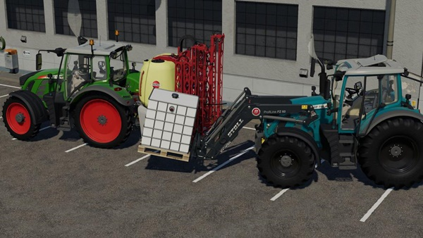 Photo of FS19 – Fendt Vario 700 Traktör V1.0.1.0