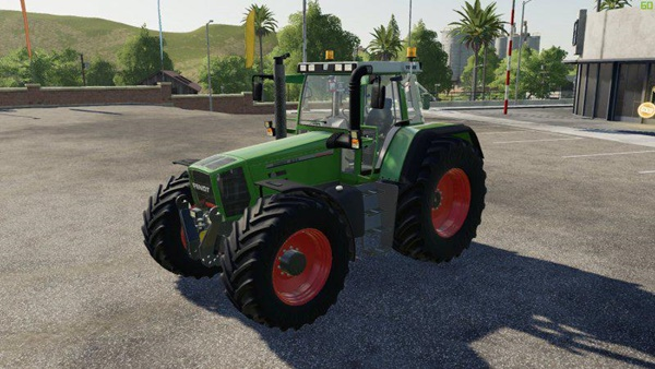 Photo of FS19 – Fendt Favorit 800 Serisi V1.0