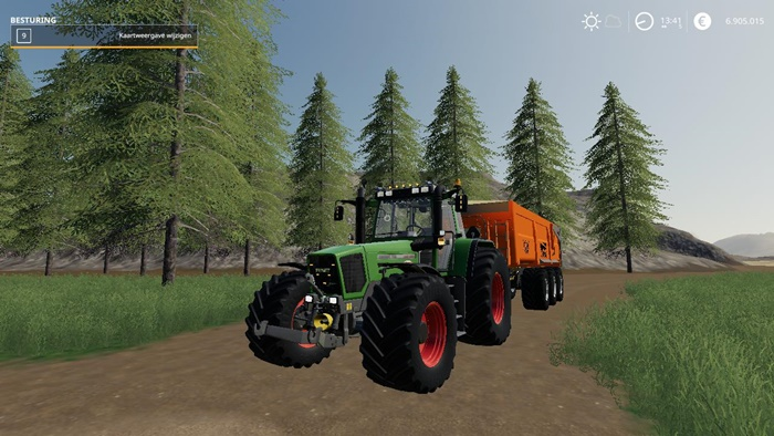 Photo of FS19 – Fendt 900 Favorit Vario Traktör Modu