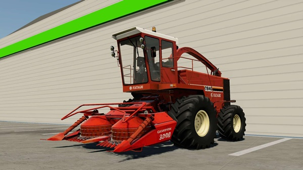 Photo of FS19 – Fiatagri / Hesston 7840 Biçerdöver