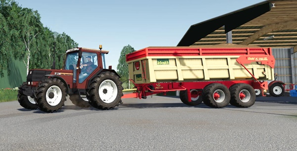 Photo of FS19 – Fiat F130 Traktör V2