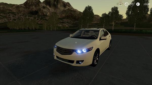 Photo of FS19 – Honda Accord 2009 Model Araba Modu V1.0