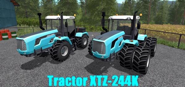 Photo of FS19 – HTZ 244K Traktör Modu V1.1