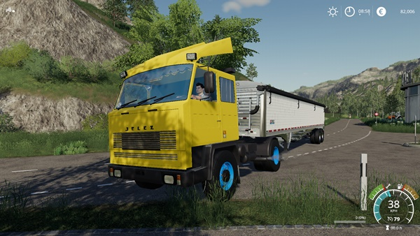 Photo of FS19 – Jelcz C640 Kamyon Modu