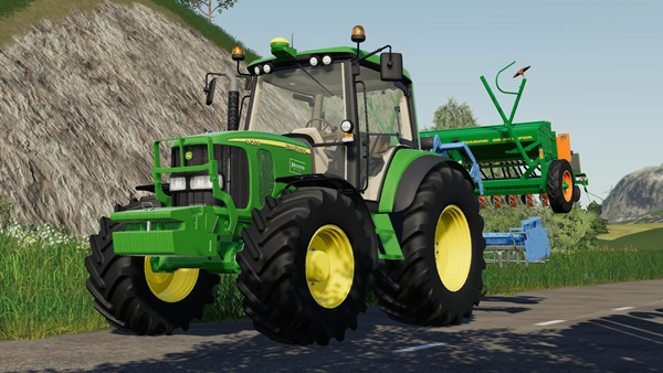 Photo of FS19 – John Deere 6020 Premium 4 Silindirli Traktör
