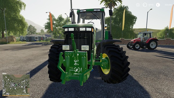 Photo of FS19 – John Deere 8000 Serisi V3