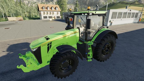 Photo of FS19 – John Deere 8R Traktör