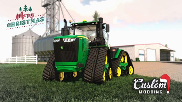 Photo of FS19 – John Deere 9RX 2019 Traktör