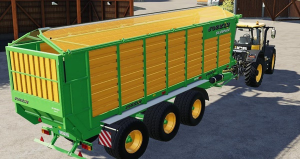 Photo of FS19 – Joskin Big Silospace Römork