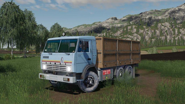 Photo of FS19 – Kamaz 5320 Kamyon Modu V1.1