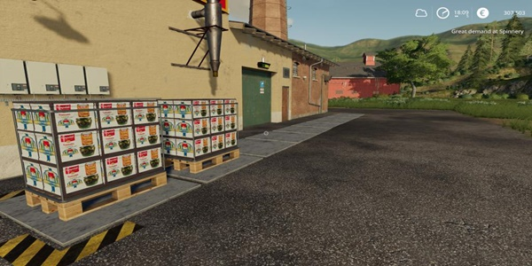 Photo of FS19 – Konserve Üretimi V1.0