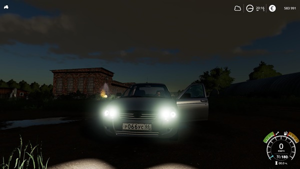 Photo of FS19 – Lada Priora Sedan V1.0