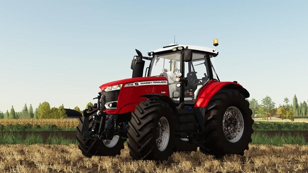 Photo of FS19 – Massey Ferguson 7700S Traktör V1.2