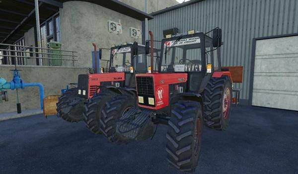 Photo of FS19 – MTZ 892/82 Traktör