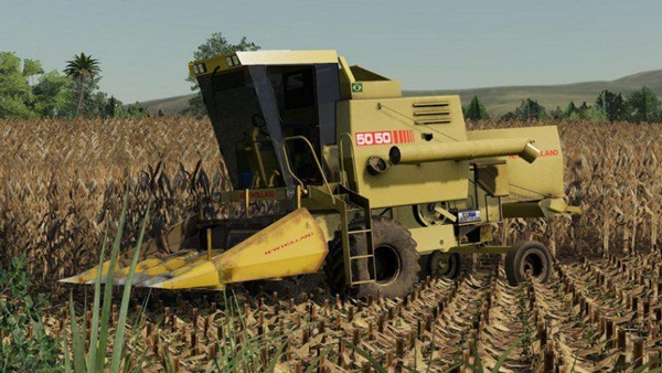 Photo of FS19 – New Holland 5050 Biçerdöver V1.0