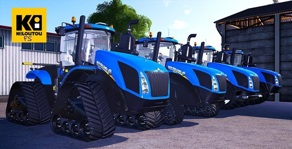 Photo of FS19 – New Holland T9 Serisi
