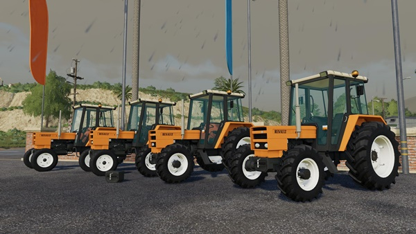 Photo of FS19 – Renault 7x1S Traktör Modu
