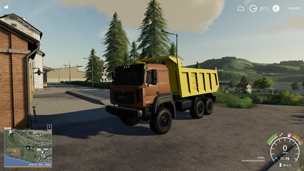 Photo of FS19 – Ural 6370K Kamyon Modu V1.0