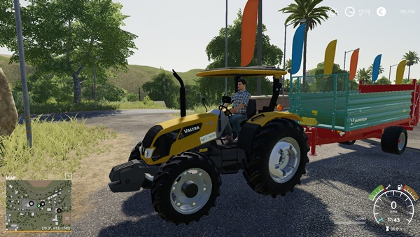 Photo of FS19 – Valtra A750 Traktör V1.0