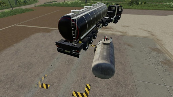 Photo of FS19 – Doldurulabilir Yakıt Tankı V1.0.2.0