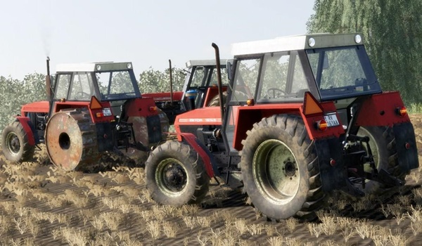 Photo of FS19 – Zetor Crystal 16145 Traktör