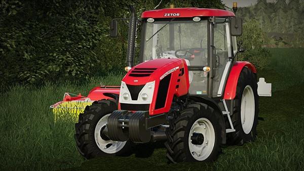 Photo of FS19 – Zetor Proxima Traktör Modu V1.0