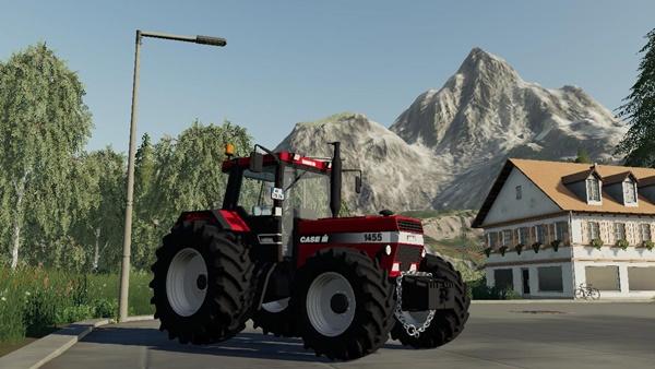 Photo of FS19 – Case Ih 1455 Traktör Modu