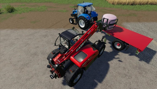 Photo of FS19 – Case Ih Farmlift 935