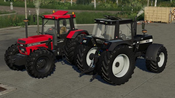 Photo of FS19 – Case Ih 1255/1455 XL Traktör Modu