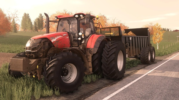 Photo of FS19 – Case Optum Serisi